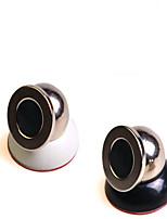 360 degrés de rotation magnétique téléphone mobile voiture de fournitures rack support d'aimant multifonctionnel universel