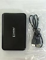 прямые продажи hdddisk кейс жесткий диск коробка завод см мобильный жесткий диск SATA жесткий коробки случайный цвет