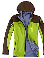 Outdoor Men's Tops Camping & Hiking / Climbing / Fitness Waterproof / Breathable / Insulated / Rain-Proof / Windproof