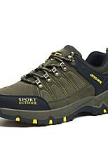 יוניסקס-נעלי ספורט-בד-נוחות-ירוק אדום אפור חאקי-יומיומי-עקב שטוח