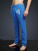 LOVEBANANA Men's Active Pants Blue-34079
