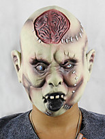 Acessórios do partido Máscara Halloween Tema Clássico / Tema vintage Other Não-Personalizado Borracha Multicolorido 1Peça/Conjunto
