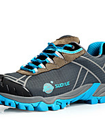 Women's Athletic Shoes Spring /  Fall Flats Tulle Outdoor Flat Heel Others Blue / Green / Red / Dark Green Hiking