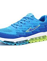 Women's Sneakers Spring / Fall Comfort Fabric Casual Flat Heel  Blue / Red / Gray Sneaker