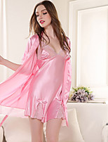 Girl&Nice Women's Rayon Robes Suit-P6800