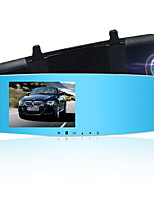 Ultra HD Rear View Mirror Traffic Recording Instrument  Recorder Dual Camera Parking Monitoring