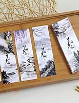 Multifunktion Lesezeichen Papier,1 Packs