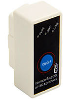The New WIFI ELM327 MINI OBD2 Vehicle Detector With Switch White