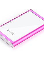 EAGET G90 500G Portable & Stylish Hard Disk HDD (Pink)