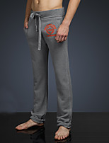 LOVEBANANA Men's Active Pants Gray-38005