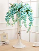 Hi-Q 1Pc Decorative Flower Watercress Flower Wedding Home Table Decoration Artificial Flowers