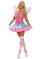 Costumes Déguisements thème film & TV Halloween / Fête d'Octobre Incarnadin Mosaïque Térylène Robe / Plus d'accessoires