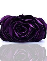 L.west Women Elegant High-grade Flower Evening Bag