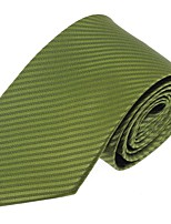 Fashion Men Business Wedding Casual Neck Tie Polyester Silk