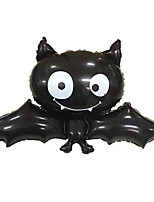 1PC The Bat Balloon For Halloween Costume Party