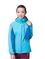 Hiking Softshell Jacket UnisexWaterproof / Breathable / Thermal / Warm / Quick Dry / Windproof  / Wearable / Ultra
