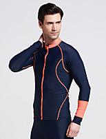 SBART® Unisex Wetsuit Skin Ultraviolet Resistant Anti-Eradiation Elastane Chinlon Diving Suit Long Sleeve Clothing Sets/Suits-Diving Beach