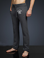 LOVEBANANA Men's Active Pants Dark Gray-38002