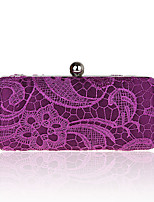 L.west Women Elegant High-grade Lace Evening Bag