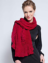 Alyzee Women Acrylic ScarfFashionable Jewelry-B4043