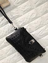 Damen Schafspelz Alltag / Im Freien / Einkauf Unterarmtaschen