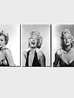 VISUAL STAR Stretched Frame HD Print Marilyn Monroe Star Home Decoration Arts Stretched Frame Ready to Hang