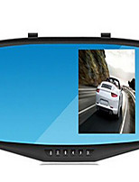 4.3 Dual Lens L500 Rearview Mirror Driving Recorder 1080P HD Night Vision Car Insurance Gift Recorder