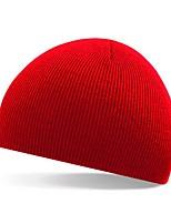 כובע סקי יוניסקס חמוד / יום יומי,סריגה / ריון חורף / קיץ