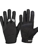 Sahoo Brand Mountain Road Bike Sports Gloves/100% Breathable Racing Bicycle Cycle Glove/Black Gel Pad Cycling Gloves