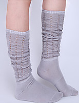 Women's Fashion Hollow Out Cotton Socks