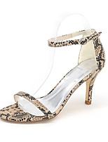 Women's Sandals Spring / Summer / Fall Heels / Sandals Leatherette Dress / Casul