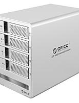 Orico 9548 РУ3 3,5-дюймовый мобильный жесткий диск окно запуска внешний дисковый массив RAID-массив диска случайный цвет