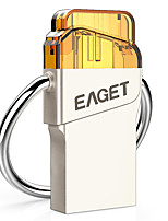 EAGET V80-32G 32GB USB 3.0 Wasserresistent / Entschlüsselt / Schockresistent / Kompakte Größe / Kompatibel mit OTG (Micro USB)