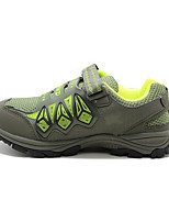 Per bambino-scarpe da ginnastica-Tempo libero-Punta arrotondata-Piatto-PU (Poliuretano)-Verde