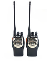 365 k-1 une paire de puissance 5 w frequency400-470mhz équipé d'un casque anti-rayonnement convenant à l'hôtel, etc.