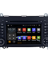 2 DIN 7 quad-core wifi 1024 * 600 Android 5.1.1 bil dvd gps for Mercedes-Benz A-Klasse B-Klasse sprinter Viano Vito