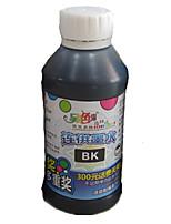 tinta corante 500ml preto apropriado para a tinta da impressora Canon