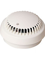 Smoke Detector with 9V Battery And  Independent Sound  Light Alarm And 3C Certification