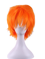 Cosplay Wig to Xiangyang Volleyball Juvenile Orange Antinomy Short Hair 6inch
