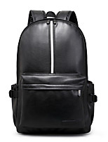 Unisex PU Formal / Casual Backpack