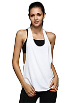 Women's Loose Comfortable Breathable Fitness Sports Tank Tops