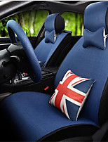 H2803 New Car Seat Free Linen Tied Four Seasons General Summer Seat Cover