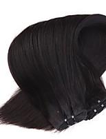 neitsi 18 '' wefts ישר מלזי בתולה שיער # 1b שחור טבעי שיער אדם זול רמי מארג חבילות להסתבך חינם