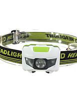 Велосипедные фары LED - Велоспорт Водонепроницаемый / Маленький размер / Ночное видение / Простота транспортировки AAA 1200 Люмен Батарея