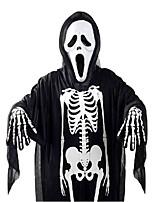 1ks výkon oblečení pro halloween kostým strany náhodné barvy