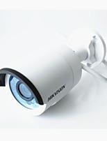 Hikvision DS-i-2cd2010f H.265 cámara ip poe bala 4mm 1.3mp con ranura para tarjeta poe / sd / visión nocturna