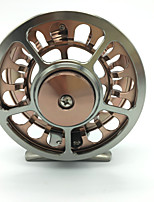 Fly Reels / Fishing Reels 7/8 90MM 1:1 2+1RB Exchangable Fly Fishing / Bait Casting