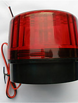 Supply of 220 v hernia burst flashing red lights flashing Security guard against theft motorcycle flashing lights