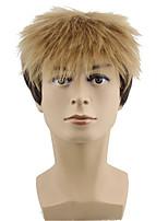 парик косплей Парики для женщин Блондинка Карнавальные парики Косплей парики