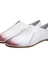 Women's Loafers & Slip-Ons Spring / Summer / Fall Slingback / Comfort Leatherette Outdoor / Casual Flat Heel Others